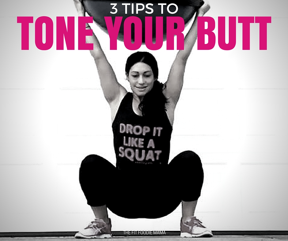 #BosuStrong 3 Tips to Tone Your Butt