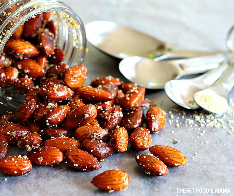 Meatless Monday: Nektar Naturals Honey + Sea Salt Roasted Almonds