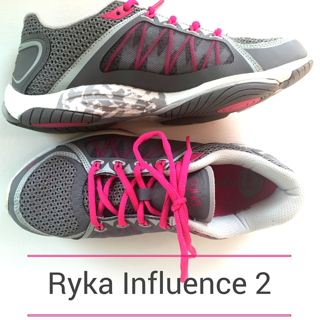 RYKA Influence 2 Review + Giveaway!