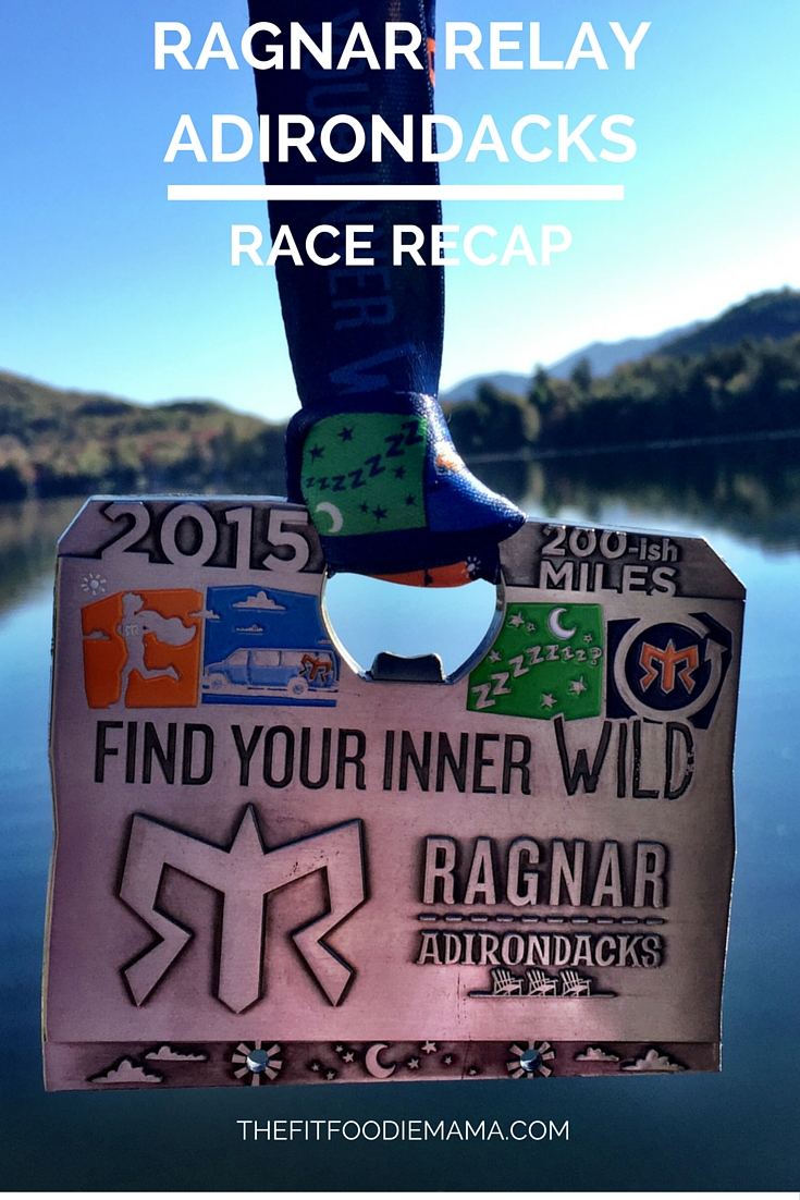Ragnar Relay Adirondacks Race Recap {Team Don't Crap On The Grass, Van 2, Ragnar ADK, #RunChat , #FitFluential, #SweatPink}