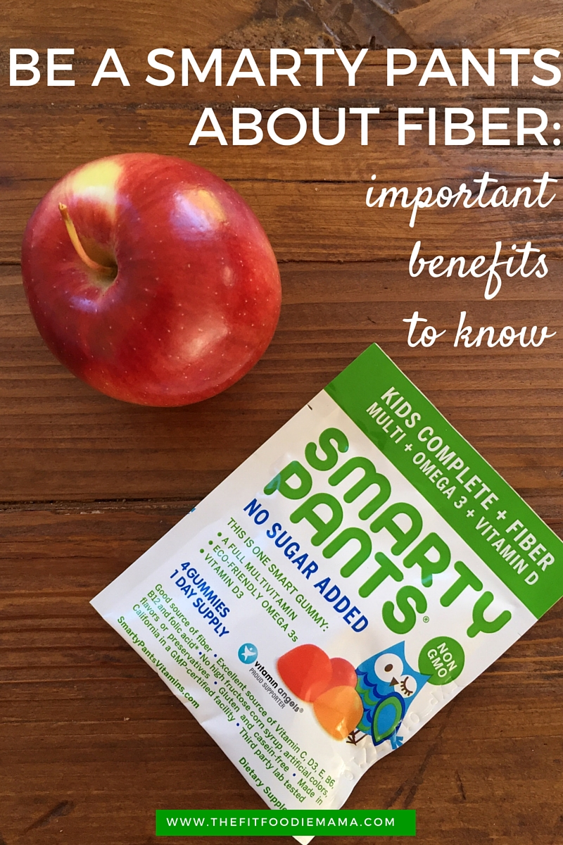Important Benefits of Including Fiber in Your Diet. SmartyPants Vitamins, Kids Vitamins, Giveaway #TheGoodGummy