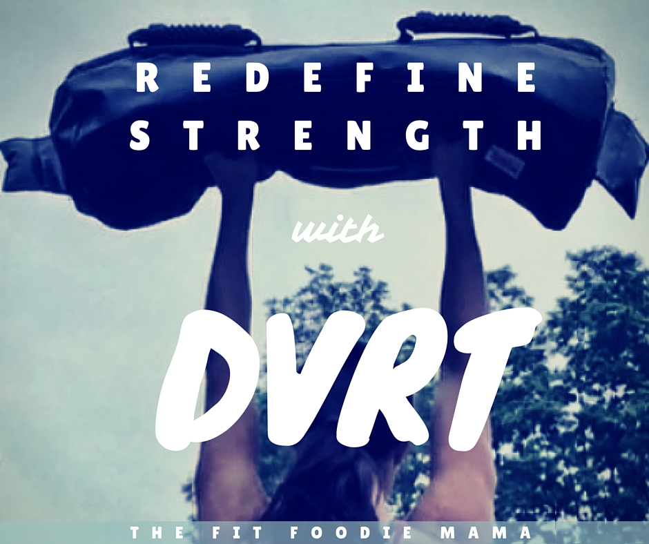 DVRT: Sometimes Size Has Nothing To Do With Strength