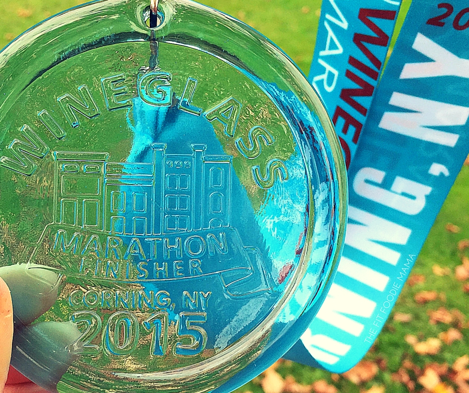 Wineglass Marathon Race Recap