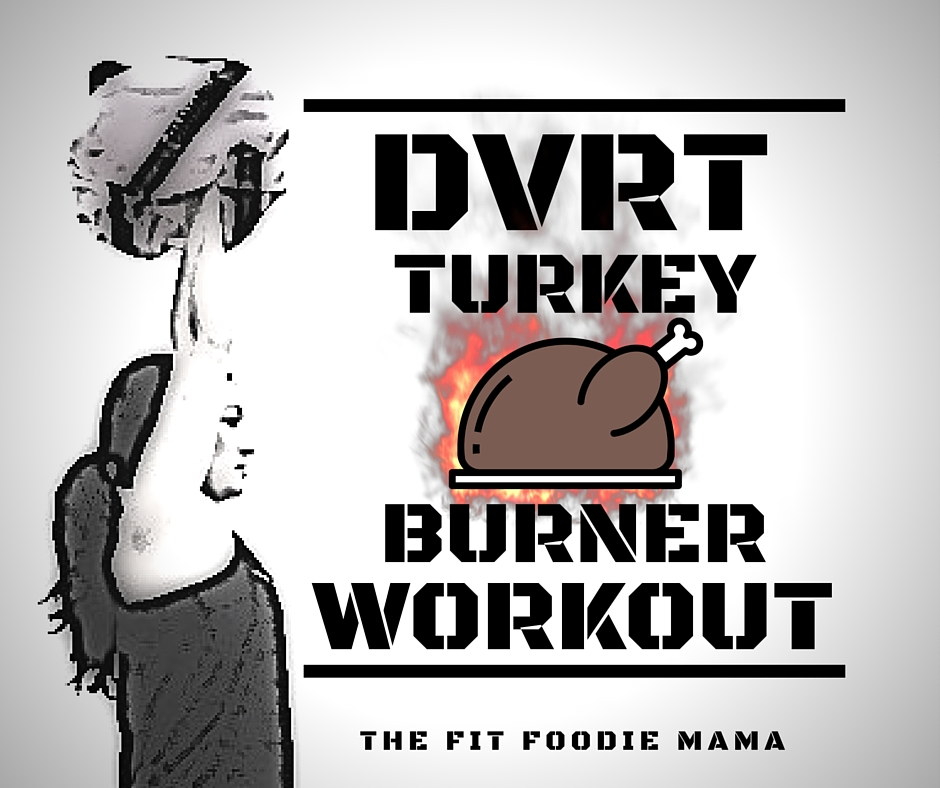 DVRT Ultimate Sandbag Turkey Burner HIIT Workout