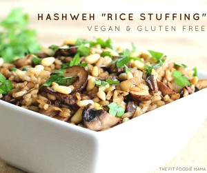 Hashweh Rice Stuffing