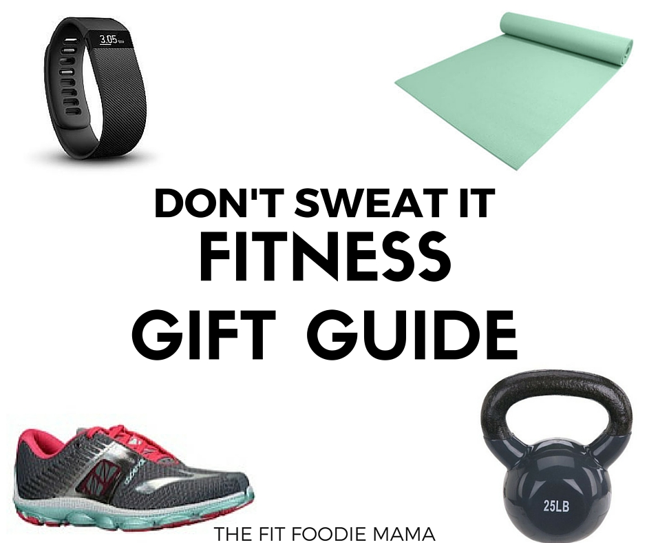 Don't Sweat It Holiday Fitness Gift Guide