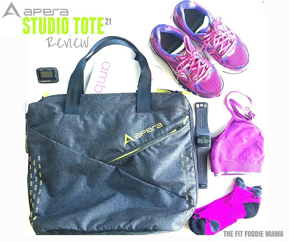 Apera Bags Studio Tote Review & Giveaway