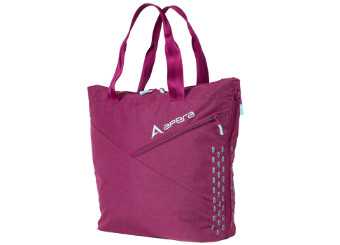 Apera Studio Tote in Powerberry