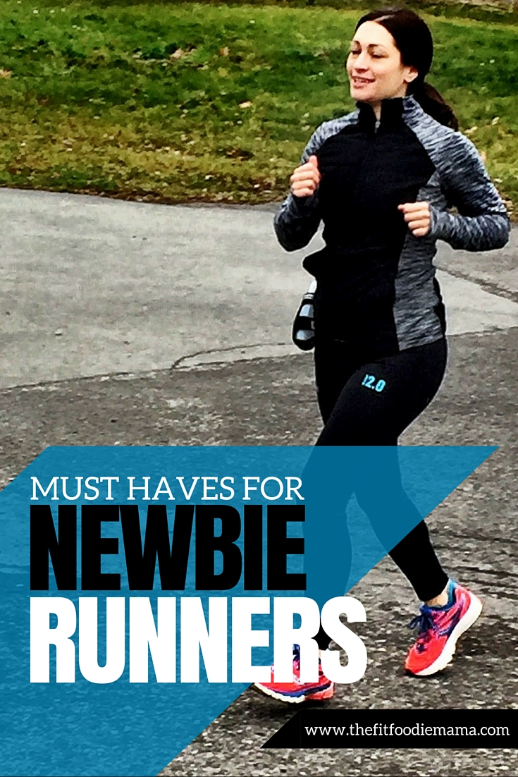 Must Haves For New Runners + Fitletic Fully Loaded Hydration Belt Giveaway
