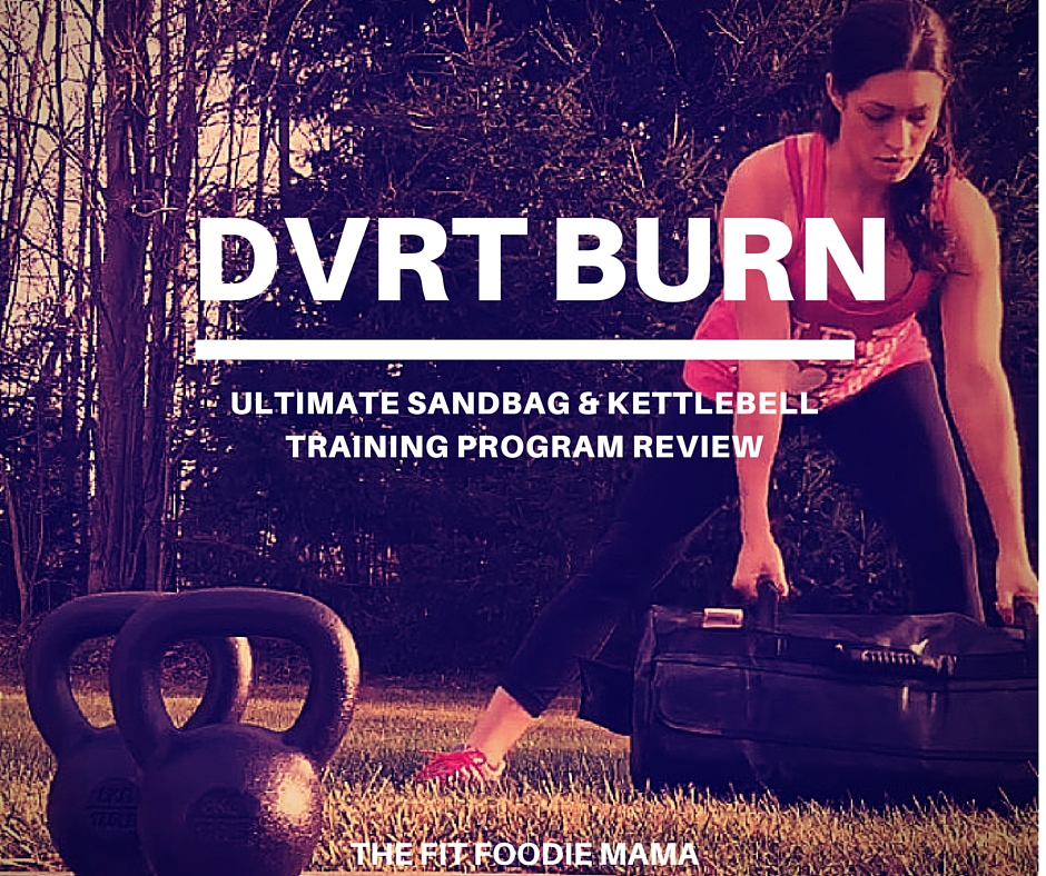 "Build Strength In The Running ""Off Season"" With The DVRT Burn Program!"