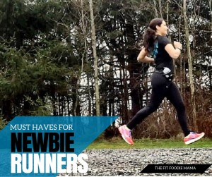 Must Haves for Newbie Runners plus Fitletic Fully Loaded Hydration Belt Giveaway!