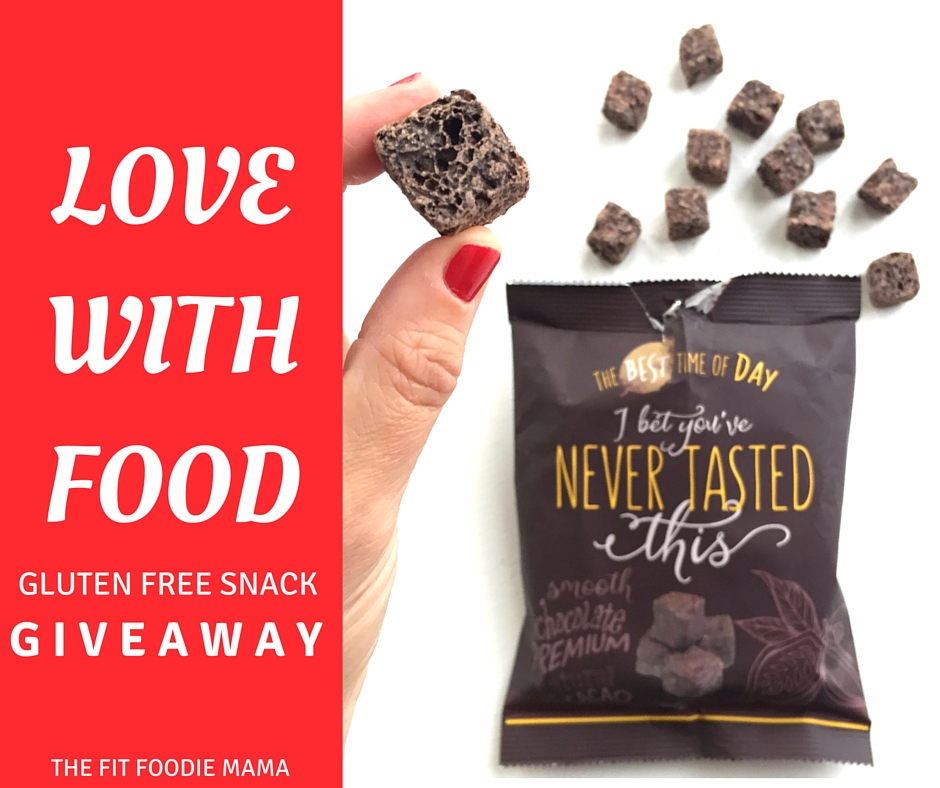 Foodie Friday: Love With Food Snack Box Giveaway