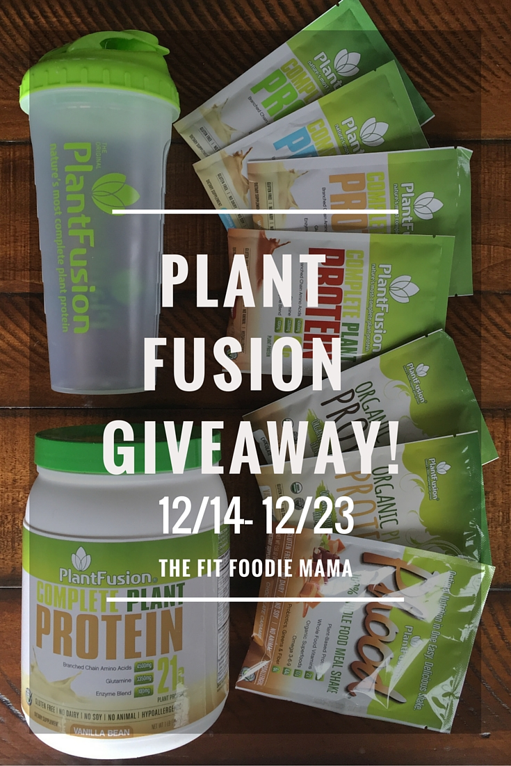 Plant Fusion giveaway