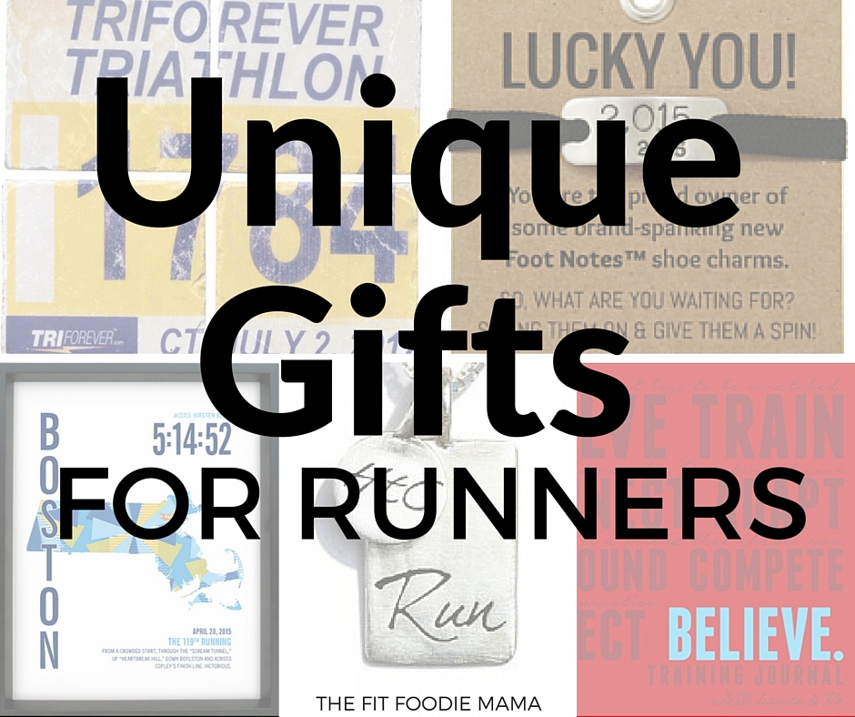 Unique Gifts for Runners + JHill Design Giveaway