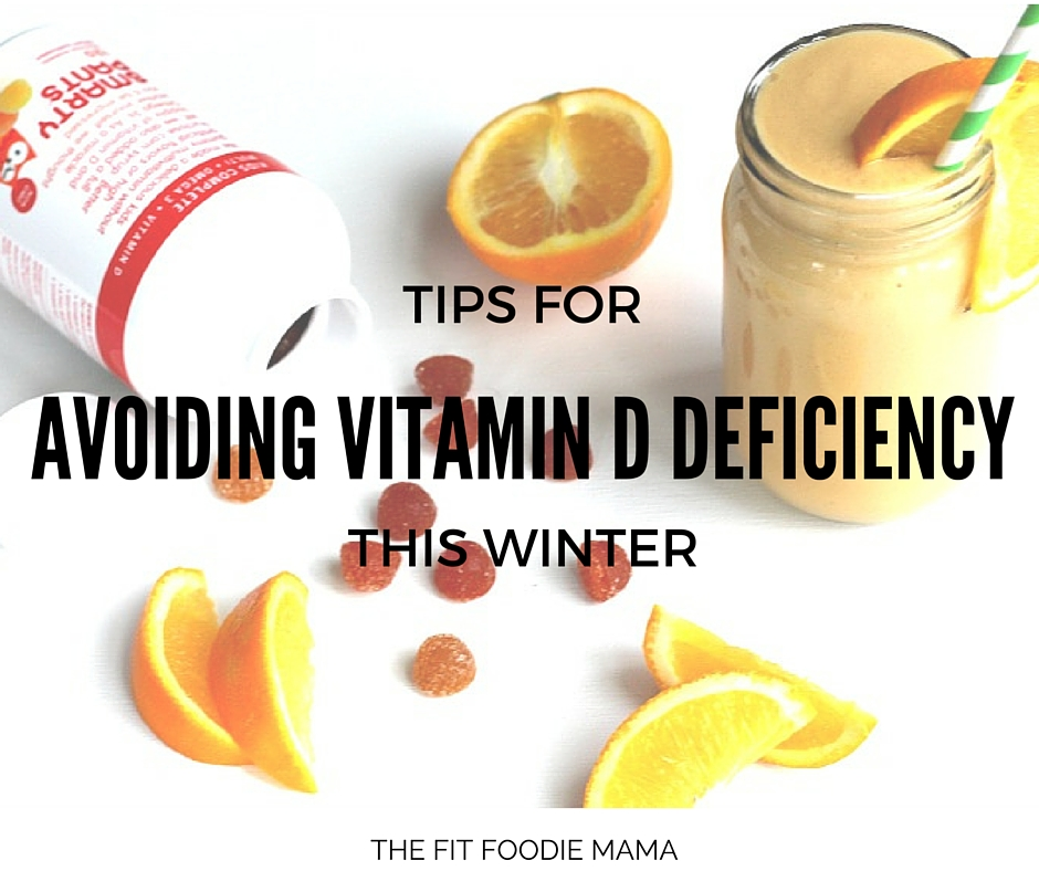 Be A SmartyPants: How to Avoid Vitamin D Deficiency