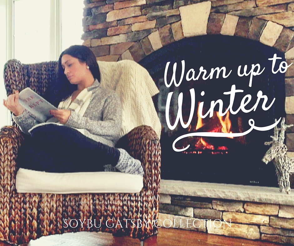 Warm Up To Winter With The Soybu Gatsby Collection + Giveaway