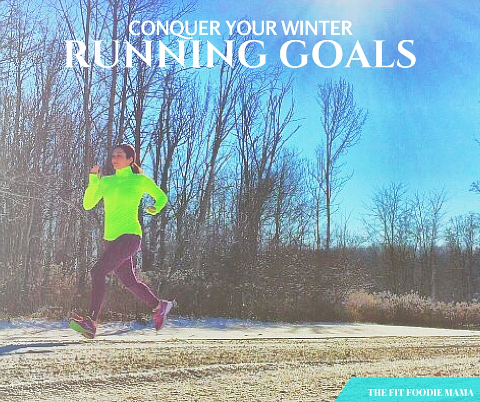 Conquer Winter Running Goals With Cold Weather Gear!