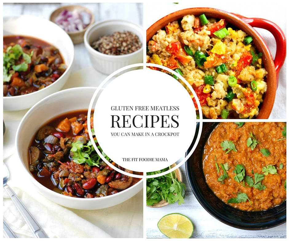 Meatless Gluten Free Recipes You Can Make In A Crockpot