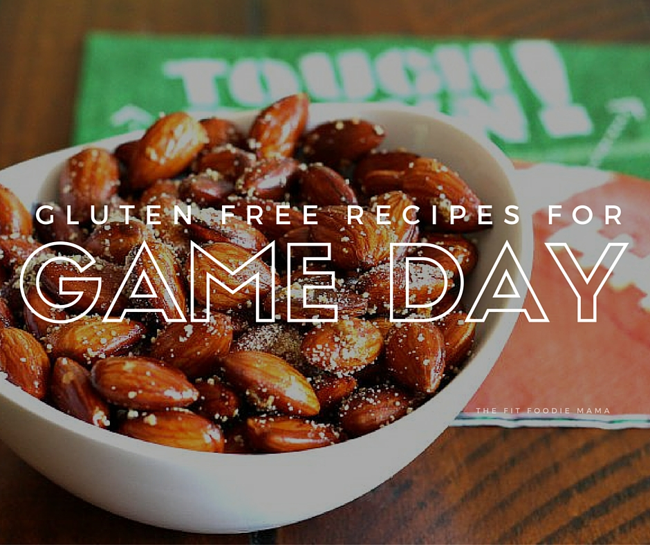 Healthy Gluten Free Recipes for the Big Game