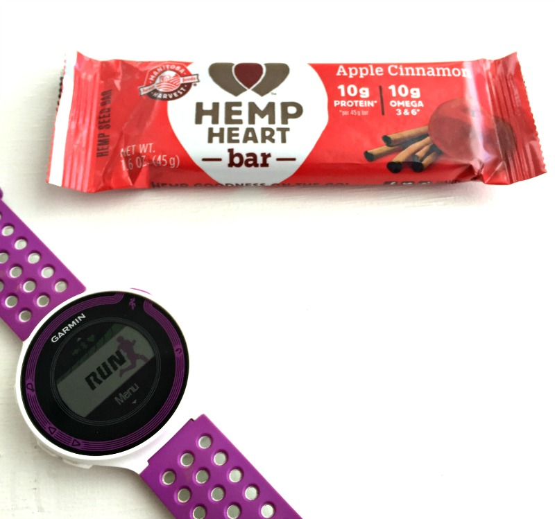 Manitoba Harvest Hemp Heart Bar for Pre-workout Fuel