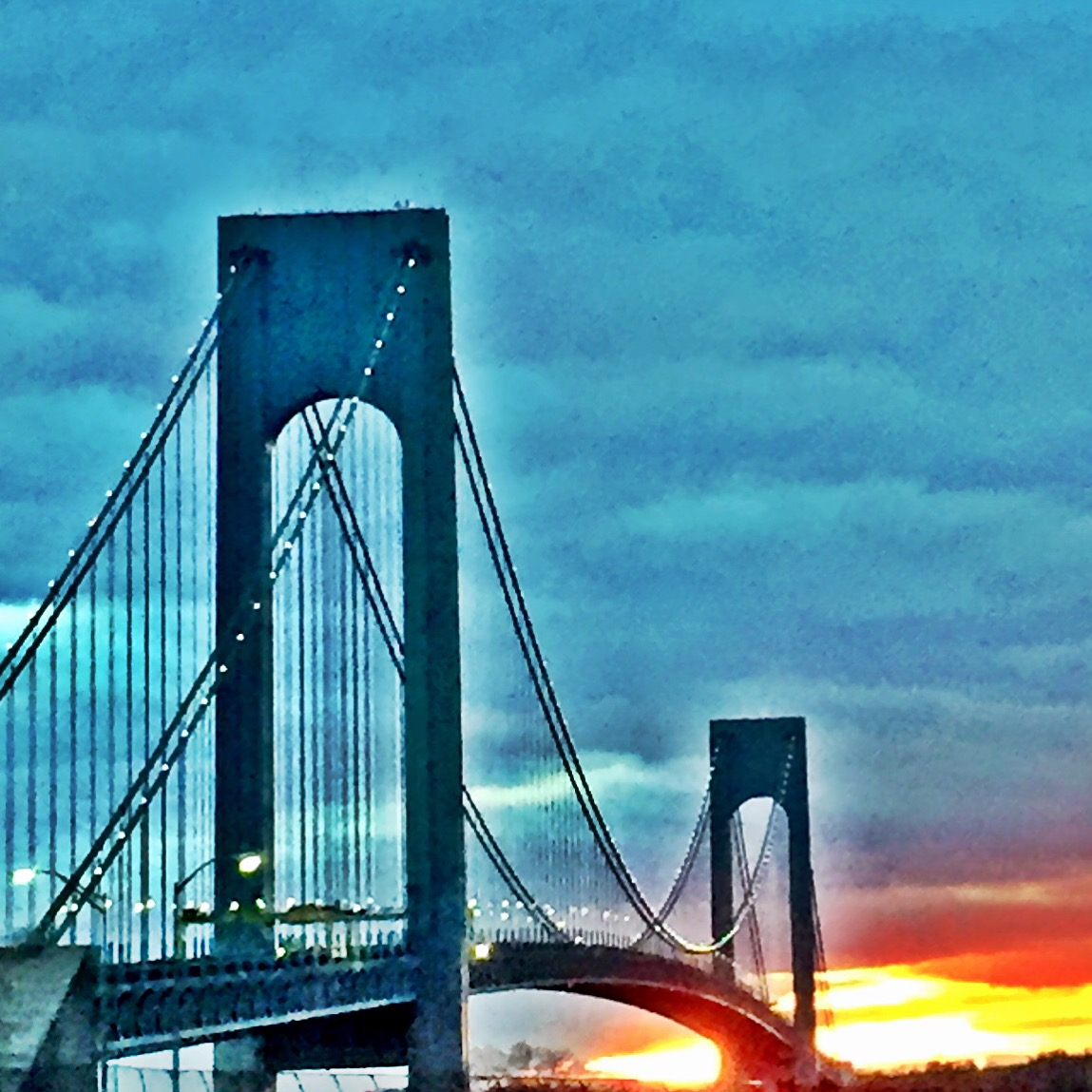 Verazzano Bridge Brooklyn, NY
