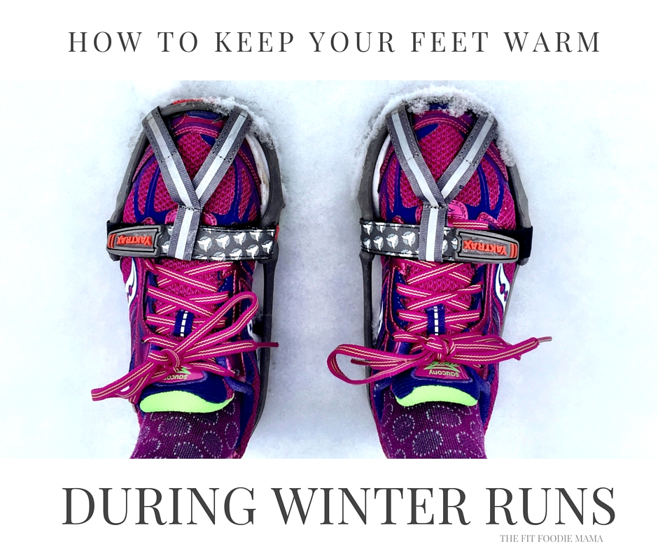 How To Keep Your Feet Warm During Winter Runs