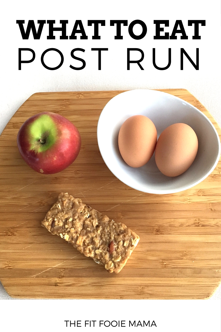 what to eat post run