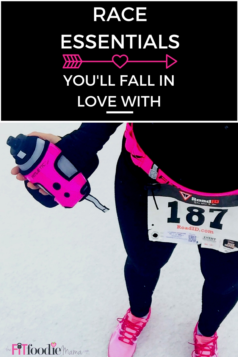 Race Essentials You'll Fall In Love With #FitleticLove TheFitFoodieMama.com