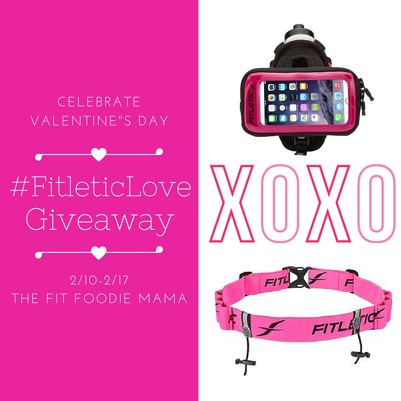 @Fitletic HydraPalm and Race Bib Belt Giveaway
