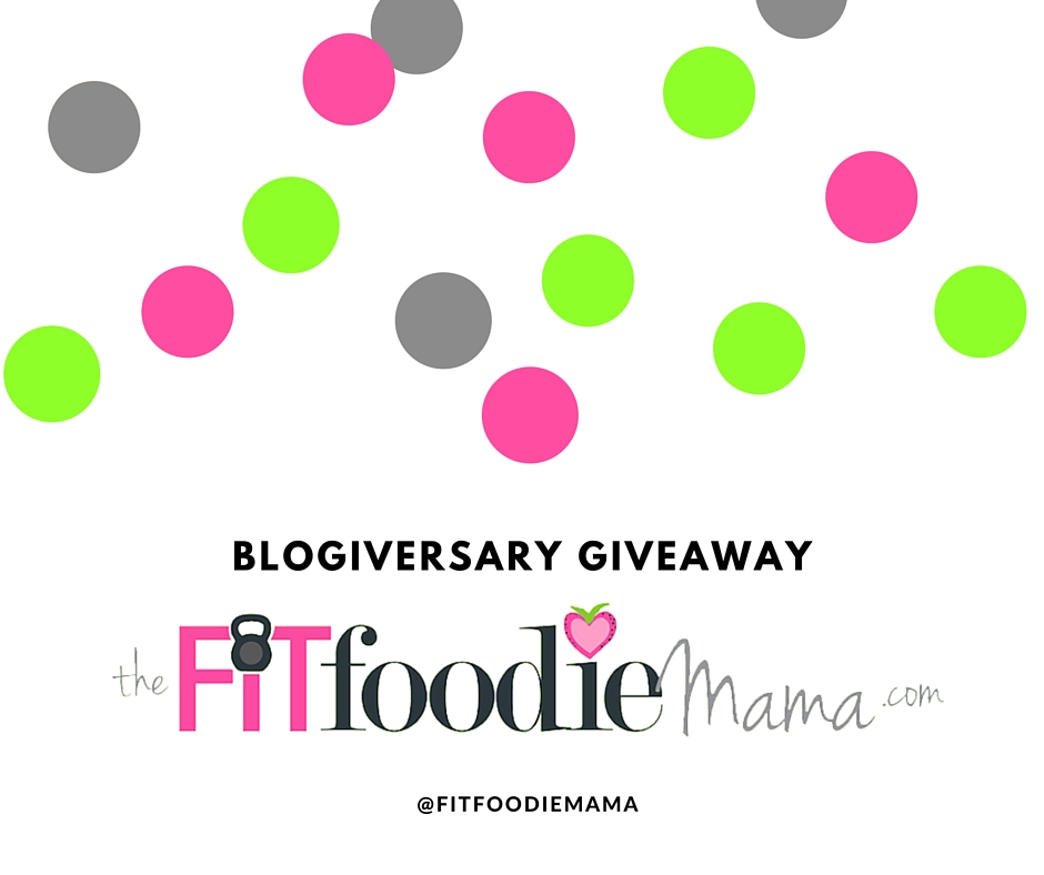 Win to Run & Refuel Blogiversary Giveaway!