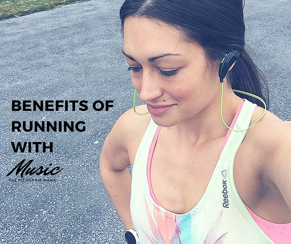 Benefits of Running with Music + Thriyve Bluetooth Sports Earbuds Giveaway!
