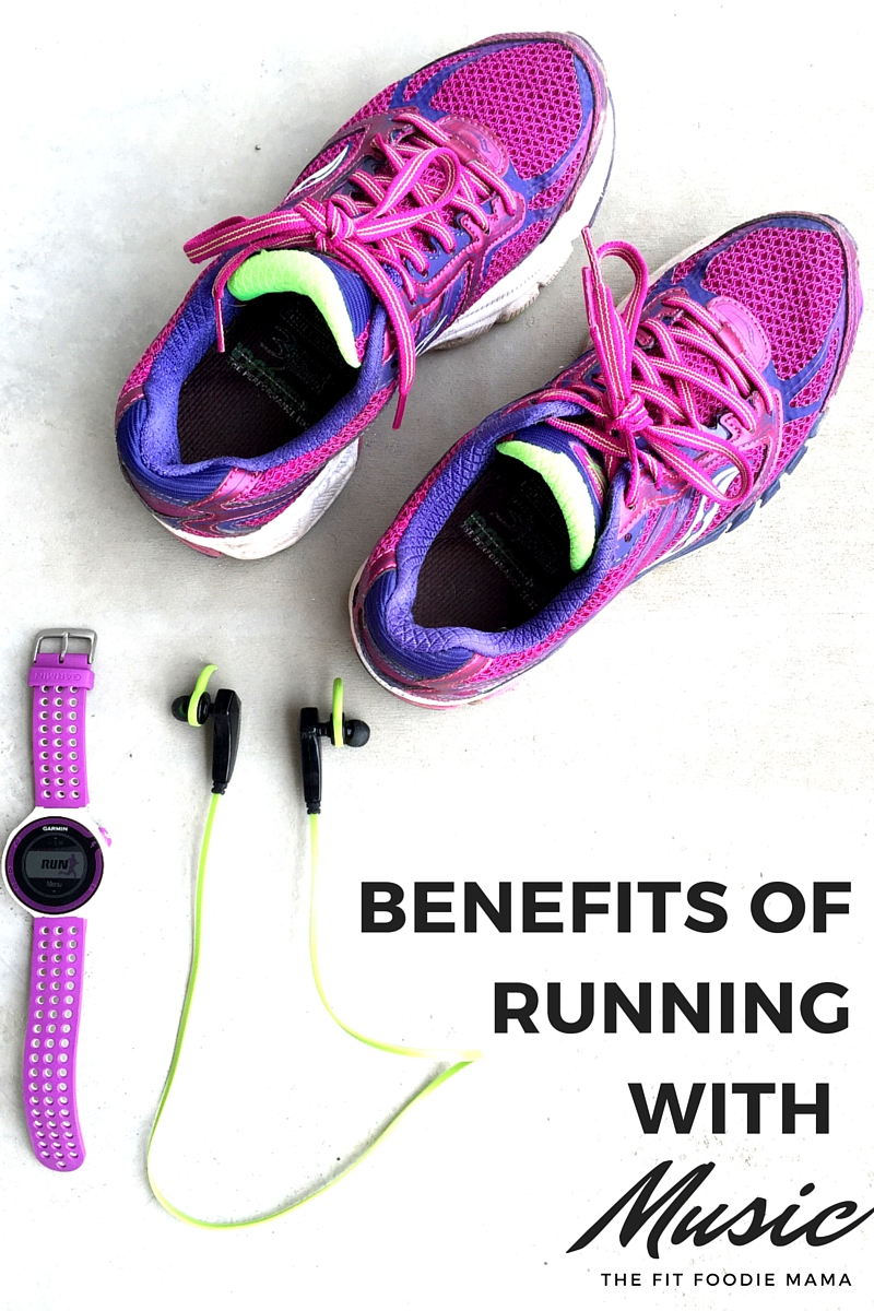 Benefits of Running With Music