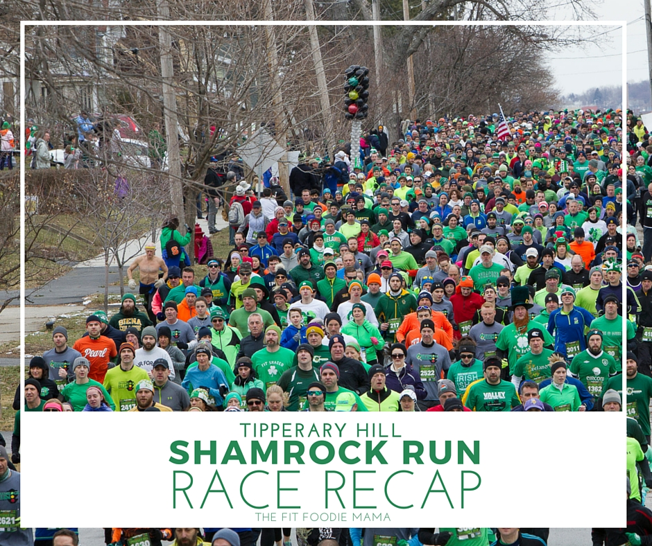 Tipperary Hill Shamrock Run Race Recap