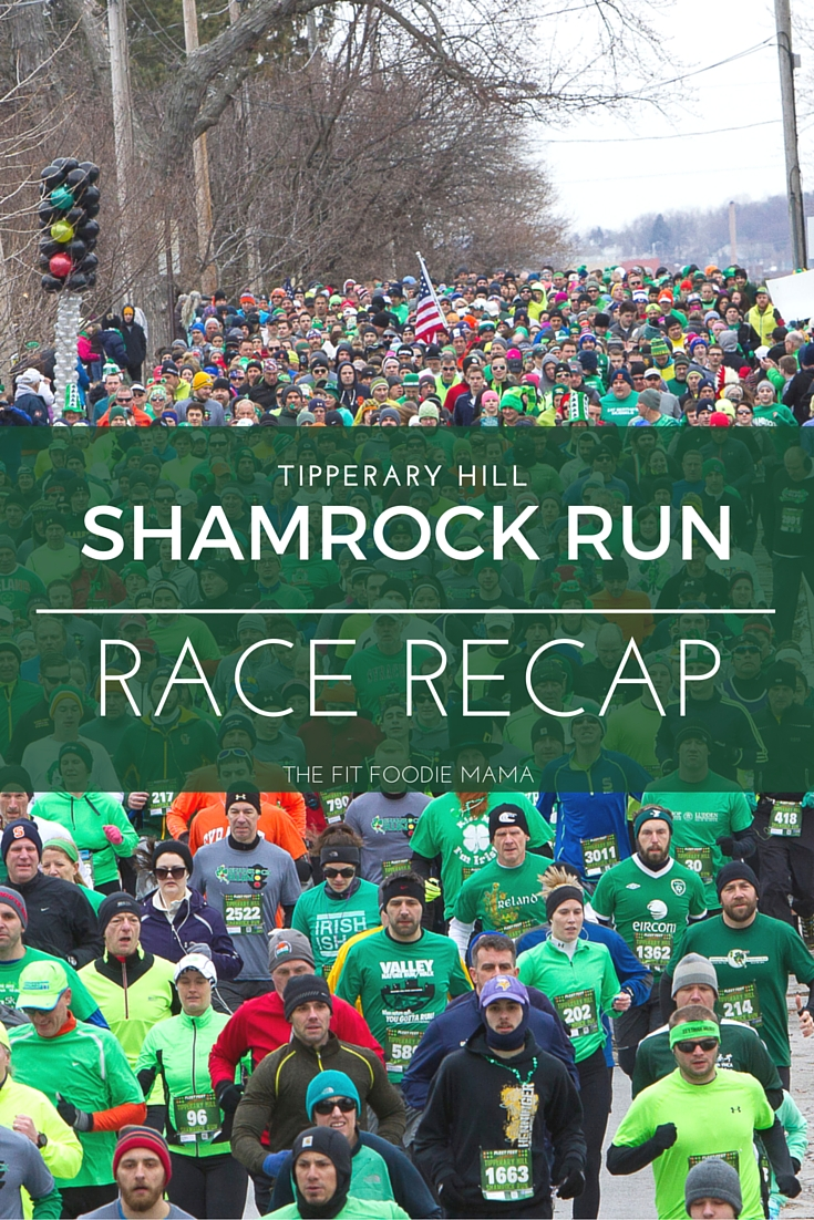 11th Annual Tipperary Hill Shamrock Run Race Recap TheFitFoodieMama.com