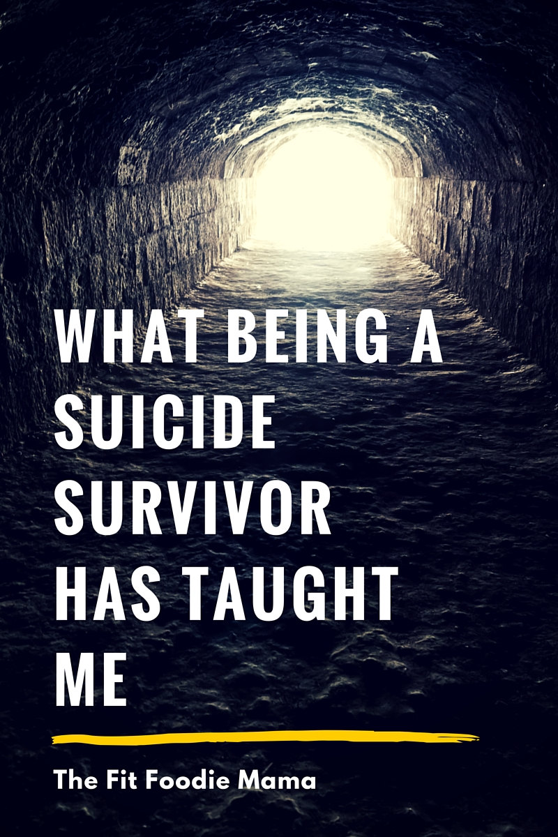 What Being A Suicide Survivor Has Taught Me