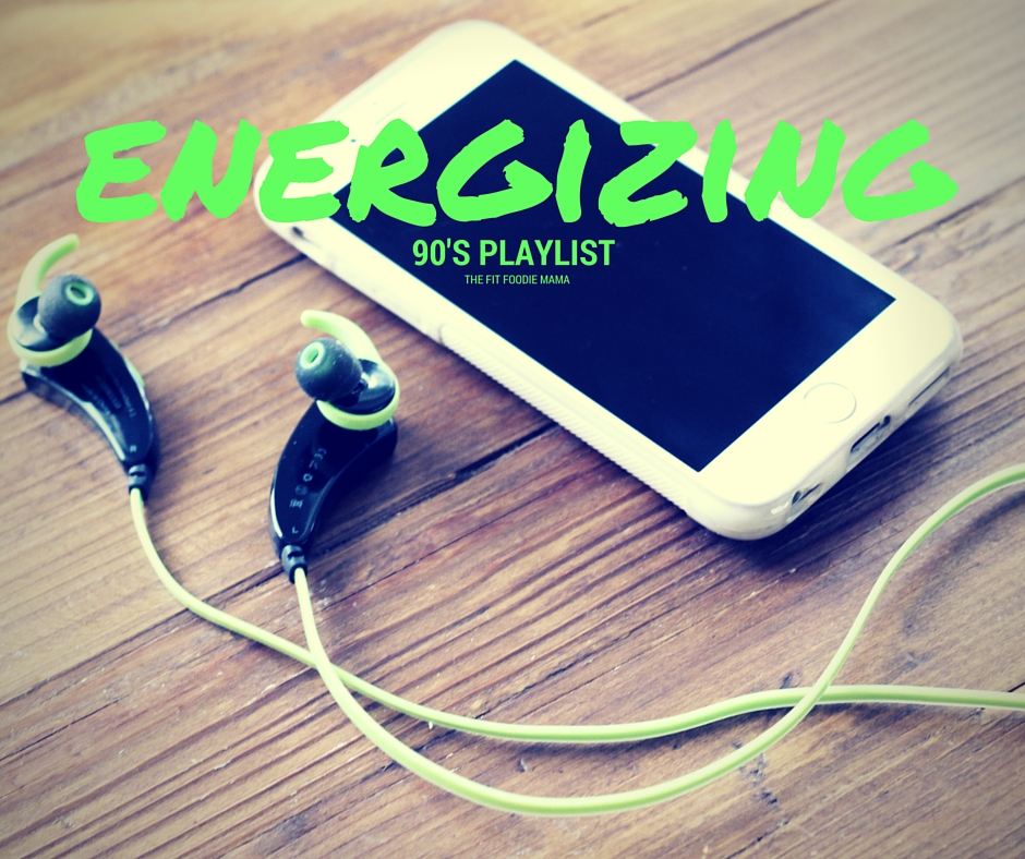 Energizing 90's Workout Playlist + Thriyve Earbuds Giveaway
