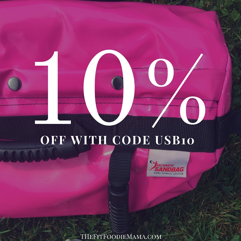 10% off Ultimate Sandbag