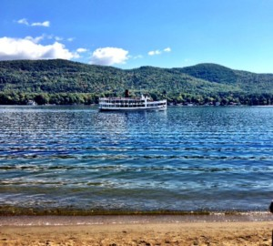 Million Dollar Beach at Lake George