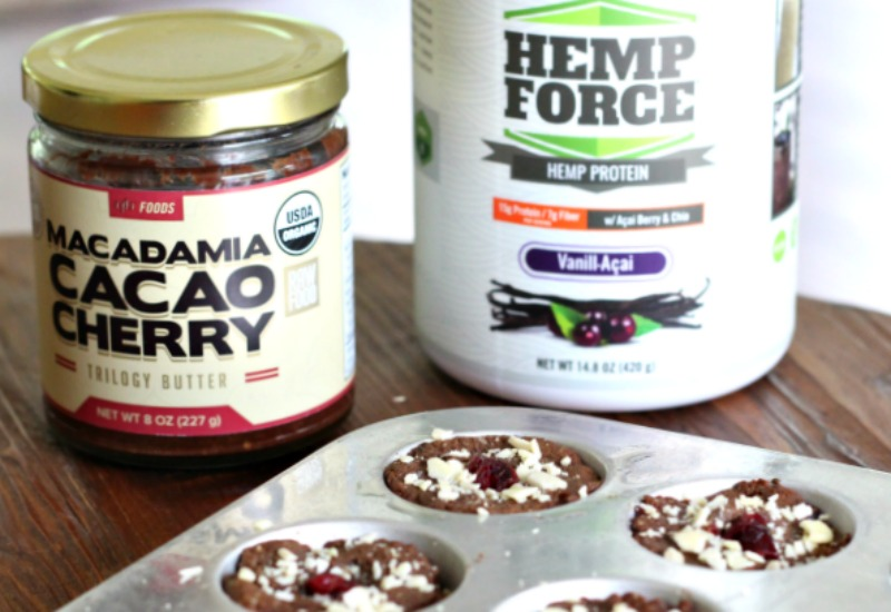 4 Ingredient Macadamia, Cacao and Cherry Recovery Bites recipe. Super easy and simple to make and the perfect way to refuel and recover after a hard workout or run. Paleo & Gluten/Grain Free. Find the recipe on TheFitFoodieMama.com and Shop Onnit Trilogy Butter and Hemp Force Protein Power at: http://bit.ly/1RUIjsX