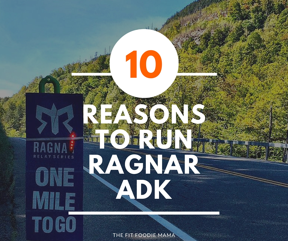 10 Reasons to Run Ragnar Adirondacks