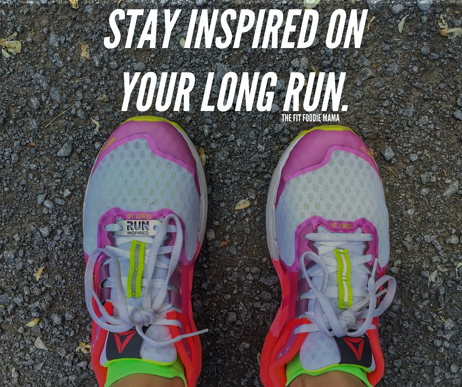 5 Ways To Stay Inspired On Your Long Run