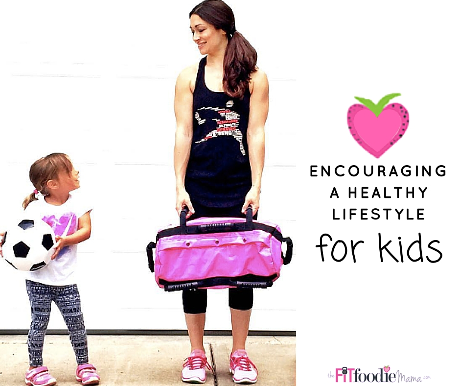 Encouraging a Healthy Lifestyle for Kids