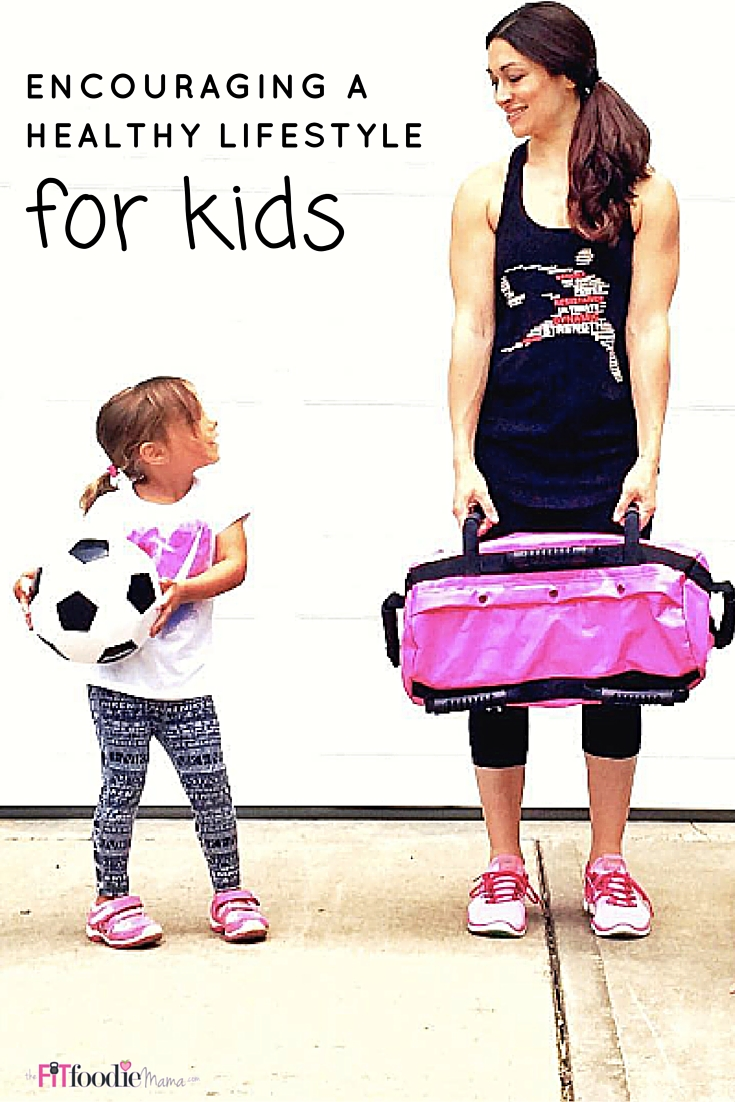 Ways to Encourage a Healthy Lifestyle for Kids