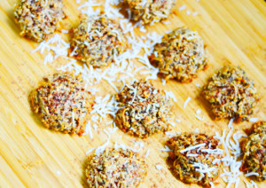 These coconut haystack cookies are the perfect paleo friendly, gluten free dessert for a sweet treat without the guilt.