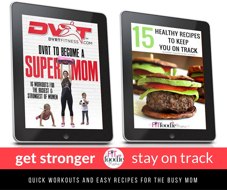 Supermom Strong DVRT Workout Program!