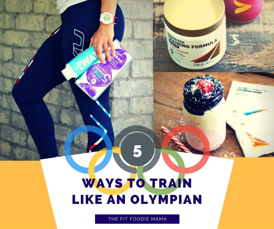 5 Ways to Train Like An Olympian
