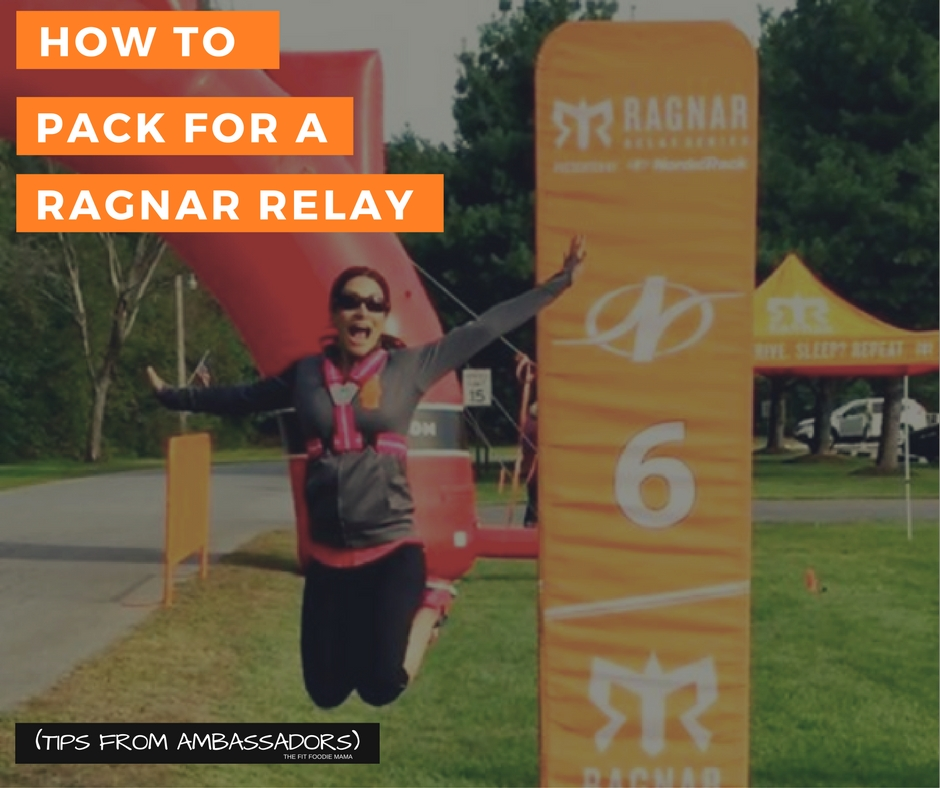 How to Pack for a Ragnar Relay: Tips from Ambassadors
