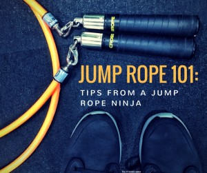 Jump Rope 101: Tips from a Jump Rope Ninja