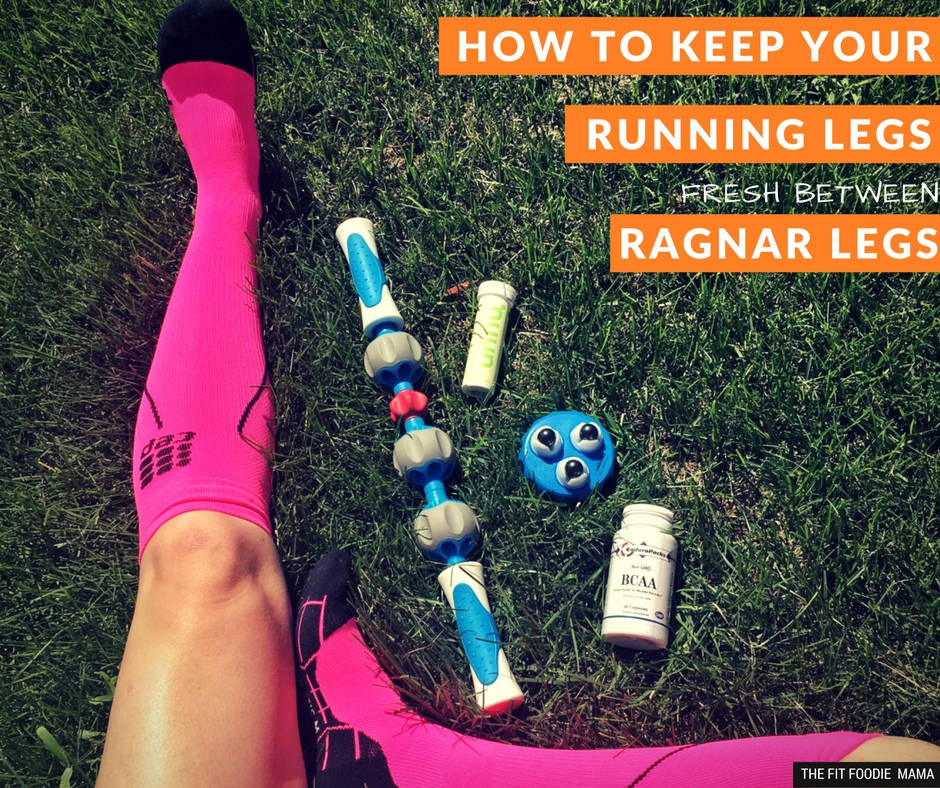 How to Keep Your Running Legs Fresh Between Ragnar Legs