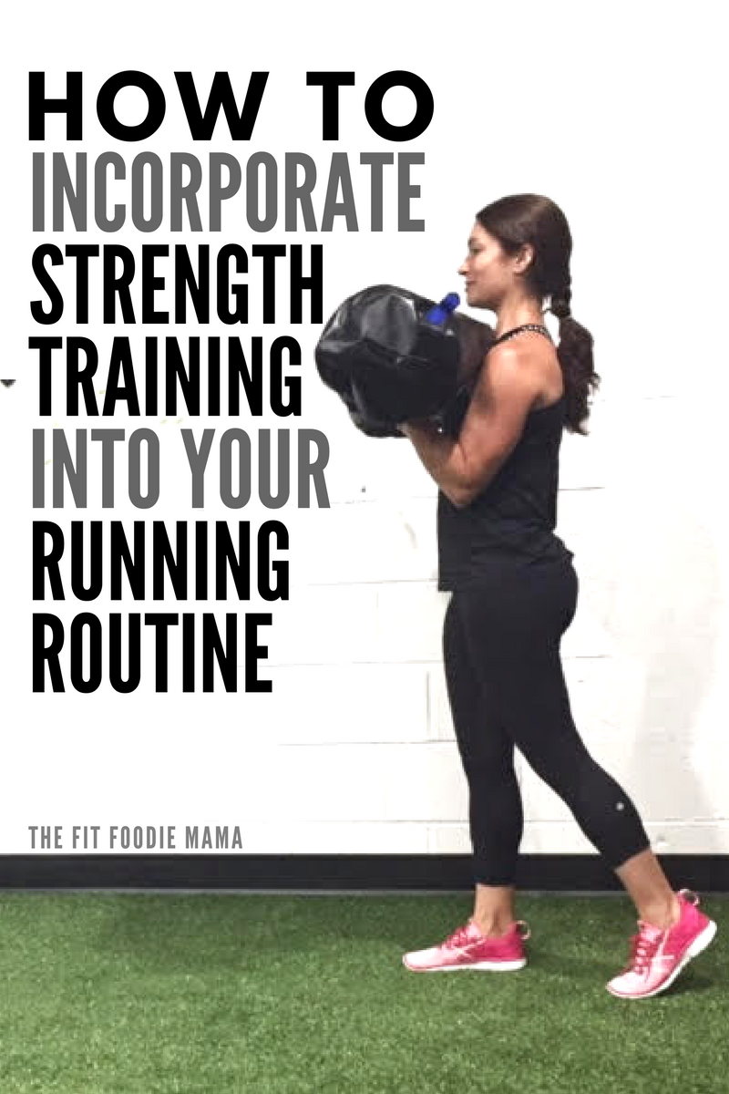 How to incorporate strength training into your running routine